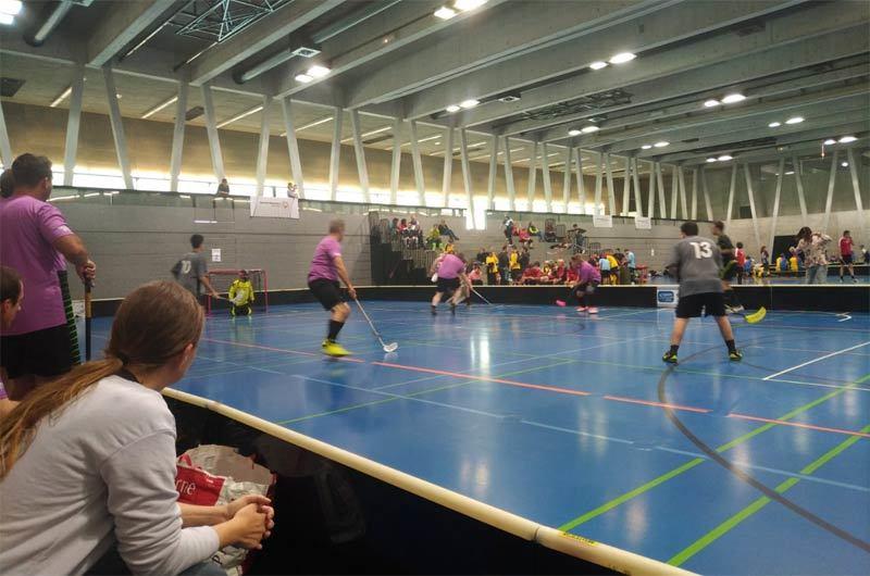 Unihockey-Turnier Basel