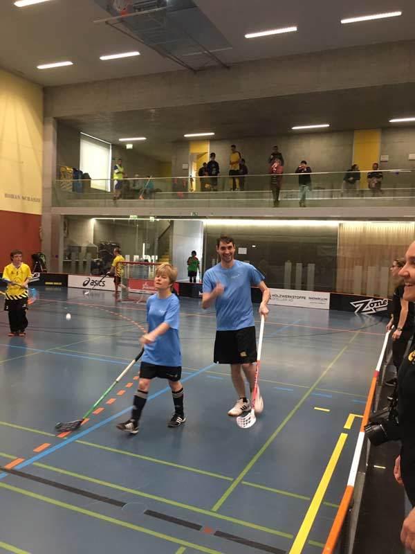 Unihockeyturnier Maienfeld